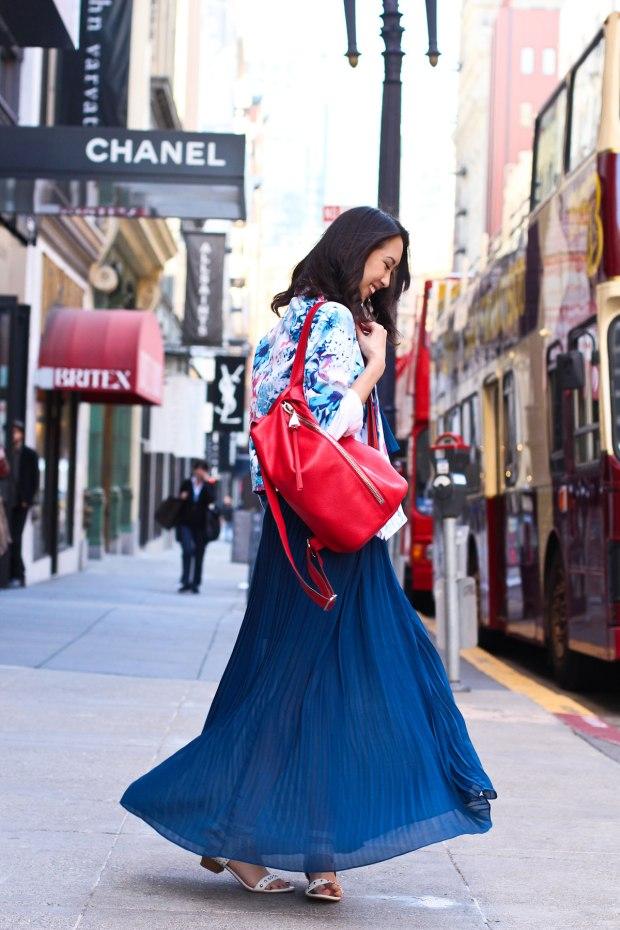23_03_forever21_blue_maxi_dress_aimee_kestenberg_tamita_backpack_floral_blazer_shoecult