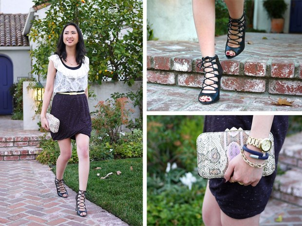 24_00_white_lace_tank_enzacosta_twisted_jersey_skirt_zara_lace_up_rebecca_minkoff