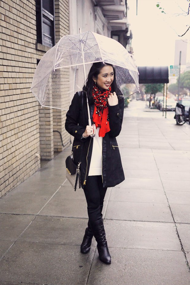 29_07_stella_dot_luxembourg_scarf_hearts_tia_crossbody_forever21_blondo_jbrand_scuba_via_spiga_tassle_raincoat