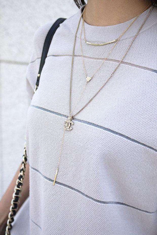 meraki handmade jolene chanel necklace